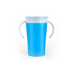 [ARTG-8048B] Toddler Sippy Cup Blue 1 pc Artigee
