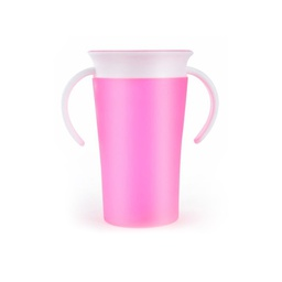 [ARTG-8048P] Toddler Sippy Cup Pink 1 pc Artigee