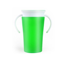 [ARTG-8048G] Toddler Sippy Cup Green 1 pc Artigee