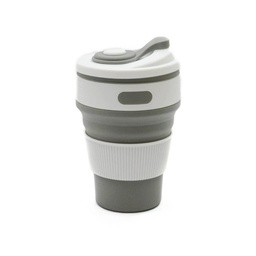[ARTG-8051] Collapsible Cup Grey 500ml 1 pc Artigee