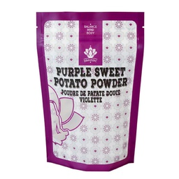[182527] Purple Sweet Potato Powder 600 g Dinavedic