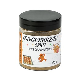 [182156] Gingerbread Spice 50 g Epicureal