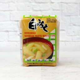 [103057] Miso Soy Bean Paste 1 kg Qualifirst