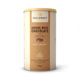 [173073] White Chocolate Powder 1 kg Callebaut