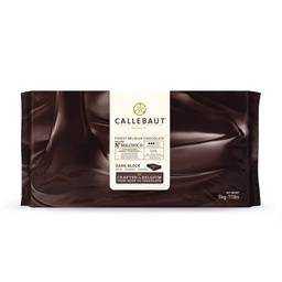 [173074] Chocolate Compound Block No Sugar 5 kg Callebaut