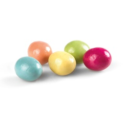 [170968] Colored Nougatine Choc Eggs - 250 g Michel Cluizel