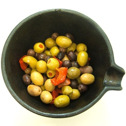 [121855] Olive Andalusian Tapas Bar Mix 5 L Barral
