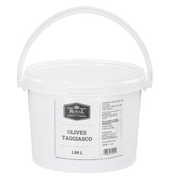 [122107] Olives Taggiasco 1.89 L Royal Command