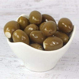 [123164] Green Olives Stuffed w/Feta Cheese 1 L Royal Command