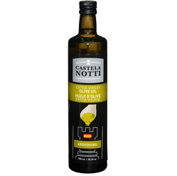 [131750] Olive Oil Extra Virgin  Arbequina 750 ml Castelanotti