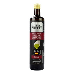 [131753] Olive Oil Extra Virgin  Picual 750 ml Castelanotti