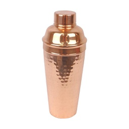 [ARTG-5009] Copper Cocktail Shaker 25oz 1 pc Artigee