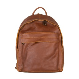 [CAN1001] Anouk - Leather Vintage Backpack 1 pc Cananu