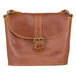 [CAN1003] Charlotte - Leather Compact Purse 1 pc Cananu