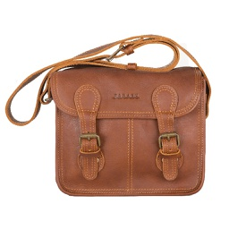 [CAN1006] Sojourner - Leather Boho Bag 1 pc Cananu