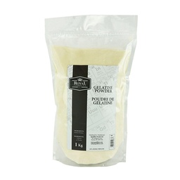 [152667] Gelatine Powder 250 Bloom Type B 1 kg Royal Command