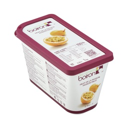 [152885] Passion Puree Frozen 1 kg Boiron