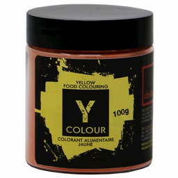 [173400] Yellow Food Colouring 100 g Choctura
