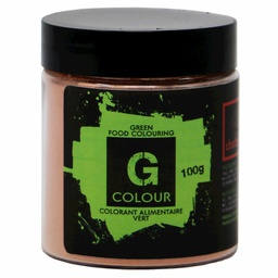 [173401] Green Food Colouring 100 g Choctura