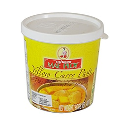 [181839] Curry Paste Yellow Thai 400 g Mae Ploy