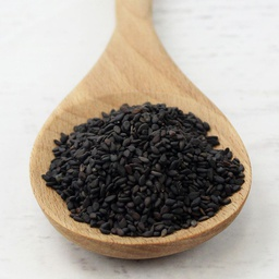 [182050] Sesame Seeds Whole Black 500 g Royal Command