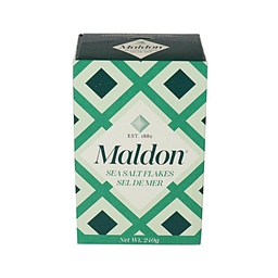 [183634] Sea Salt Flakes UK Organic 240 g Maldon