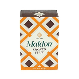 [183639] SMOKED Sea Salt Flakes 125 g Maldon