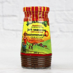 [183654] Jerk Seasoning Paste 280 g Walkerswood
