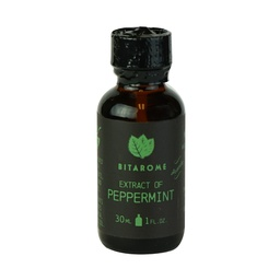 [183986] Peppermint Extract 30 ml Bitarome