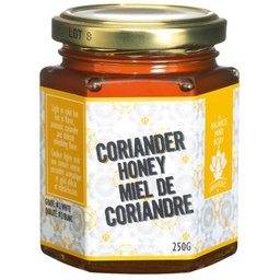 [214477] Honey Coriander 250 g Dinavedic