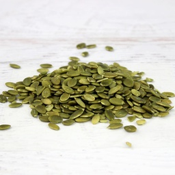 [240075] Pumpkin Seeds Raw Shelled 1 kg Royal Command