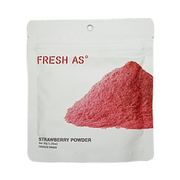 [240880] Strawberry Powder Freeze Dried 30 g Fresh-As