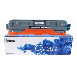 [KNU-2005] Brother TN221C  Cyan Toner 1 pc Inknu