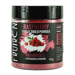 [241101] Raspberry Powder Freeze Dried 45 g Fruiron