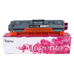 [KNU-2007] Brother TN221M Magenta Toner 1 pc Inknu