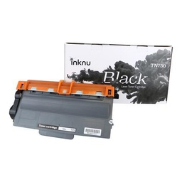 [KNU-2001] Brother TN750 Toner Black  Inknu