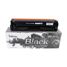 [KNU-1003] Toner HP 201X Black 1 pc Inknu
