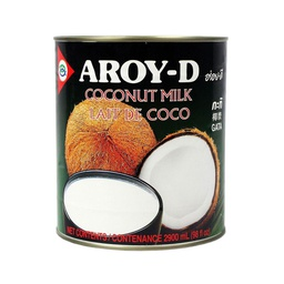 [060657] Coconut Milk Thick Tinned 2.9 L AroyD