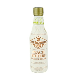 [163006] Peach Bitters 150 ml Fee Brothers