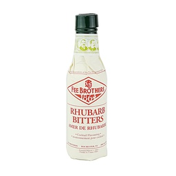 [163010] Rhubarb Bitters 150 ml Fee Brothers