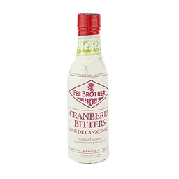 [163021] Cranberry Bitters 150 ml Fee Brothers
