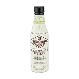 [163023] Black Walnut Bitters 150 ml Fee Brothers
