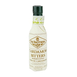 [163025] Cardamom Bitters 150 ml Fee Brothers