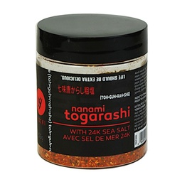 [182088] Togarashi Dry Chili with Sea Salt 55 g YOSHI