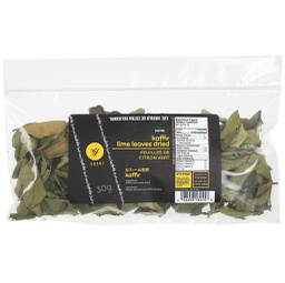 [182405] Lime Leaves Dried (Kaffir) 30 g YOSHI
