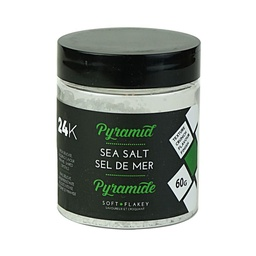 [183577] Sea Salt Flakes 60 g 24K